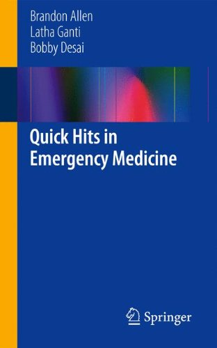 Quick Hits in Emergency Medicine