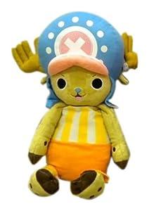 One Piece Stofftier / Plüsch Figur: Tony Chopper (New World Version) 54 cm