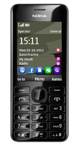 T�l�phone GSM NOKIA 206 NOIR