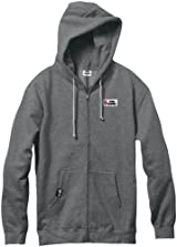 Cliche Viva Patch Zip Charcoal Heather