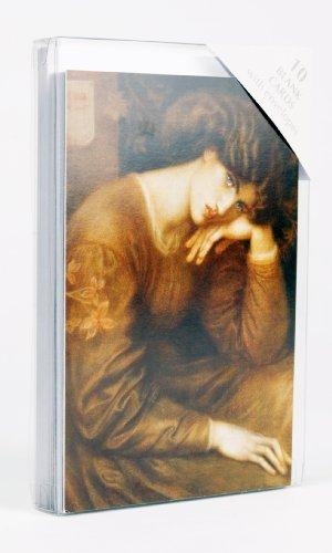 Rossetti's 'Reverie' Notecards