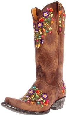 Old Gringo Women's Sora Western Boot,Brass,5.5 B US