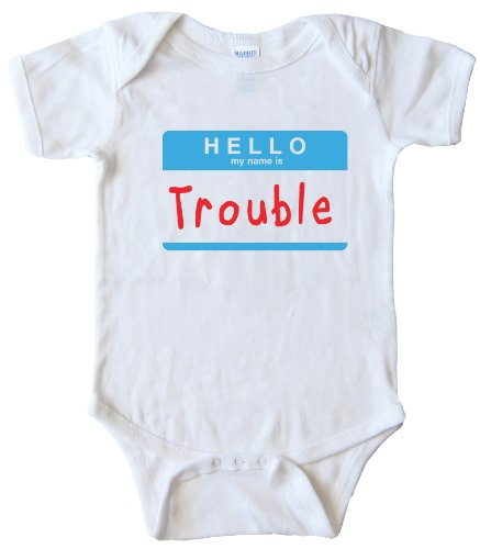 Hilarious Baby Onesies front-701891