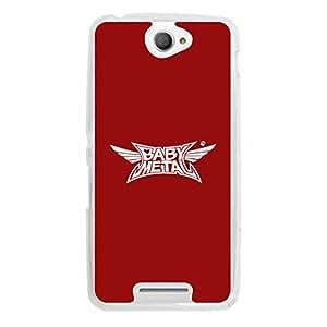 a AND b Designer Printed Mobile Back Cover / Back Case For Sony Xperia E4 (SON_E4_858)