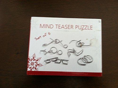 Mind Teaser Puzzle - 1