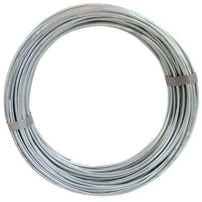 OOK 50140 9 Gauge, 50ft Steel Galvanized Wire (1) (11 Gauge Wire compare prices)