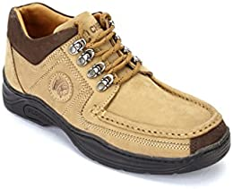 RED CHIEF Leather CAMAL Casual Shoe for Men