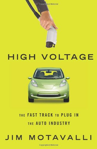 High Voltage: The Fast Track To Plug In The Auto Industry