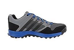 adidas Outdoor Men\'s Kanadia 7 Trail GTX® Vista Grey/Black/Chalk White 14 M