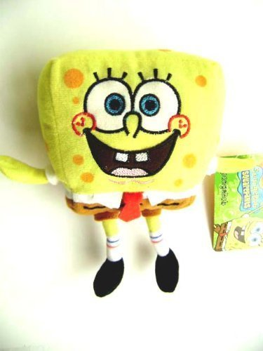"Spongebob Squarepants Plush Doll Stuffed Toy 8"" - Nice and cute item for kids. Buy it now. - 1"