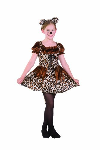 [RG Costumes Cutie Cheetah, Child Large/Size 12-14 by RG Costumes] (Cutie Cheetah Child Costumes)