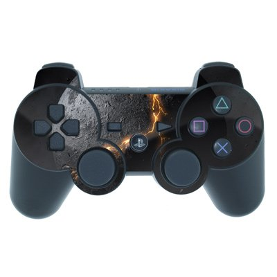Mygift Crucible Design Ps3 Playstation 3 Controller Protector Skin Decal Sticker