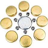 JEGS Performance Products 58003 Brass Freeze Plug Kit