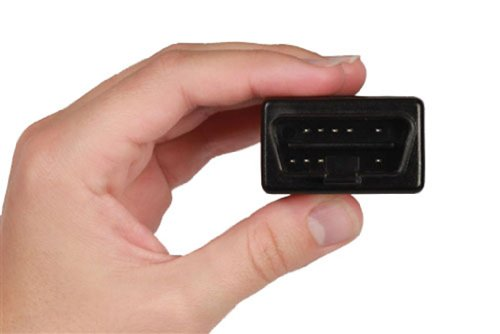 Vehicle Auto Car Fleet GPS Tracker OBD Ii Plug