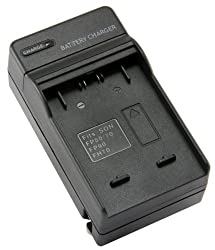 STK's Sony NP-FP Battery Charger - for BC-TRP, Sony DCR-HC21, HDV-1080i, DCR-HC26, HDR-HC3, DCR-HC32, DCR-SR40, DCR-DVD105, DCR-DVD92, DCR-HC36, DCR-HC40, DCR-HC96, DCR-HC20, DCR-HC30, DCR-SR80, NP-FP50, DCR-HC42, DCR-SR100, DCR-DVD403, DCR-DVD405, DCR-DV