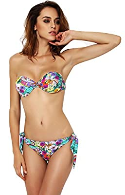 BAIMIL Sexy Prints Fashion Bathing Suit Swimwear Bikini