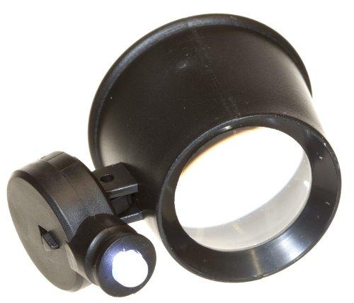 SE Illuminated Eye Loupe 10X