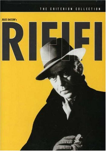 Cover art for  Rififi (The Criterion Collection)