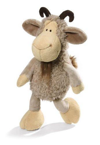 Peluche de cabra Gustav - 25 cm