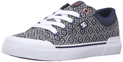 DC Danni TX SE Skate Shoe, Navy, 8 M US