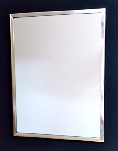 See All Frameless Flat Mirror - 18X24