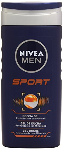 Nivea Sport Body&Face&Hair Gel Doccia - 250 ml