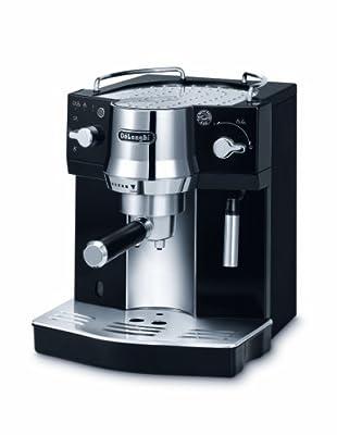 De'Longhi EC820.B Pump Espresso Coffee Machine - Black by Delonghi