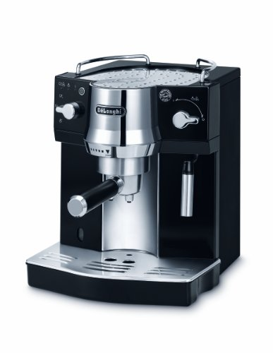 De'Longhi EC820.B Pump Espresso Coffee Machine, Black