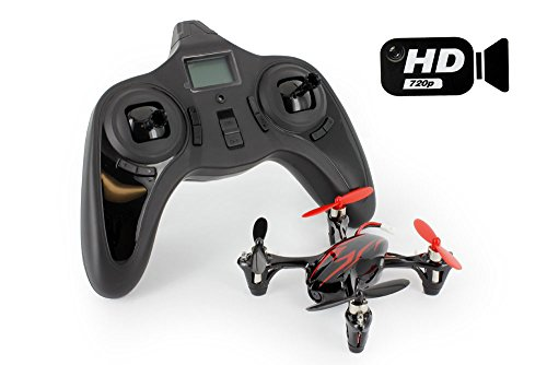Hubsan X4 H107C with HD 2MP Camera 2.4G 4CH 6 Axis Gyro RC Quadcopter