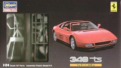 Maquette voiture : Ferrari 348 TS