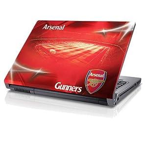 """Laptop Skin (14""""-17"""") - Arsenal F.C"""