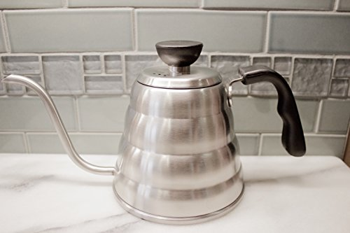 Mira pour over kettle for coffee tea drip pot