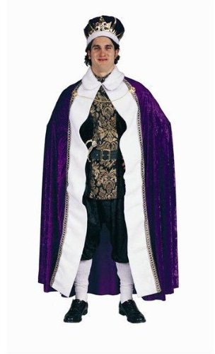 RG Costumes 80250 Kings Robe Costume - Size Adult Standard