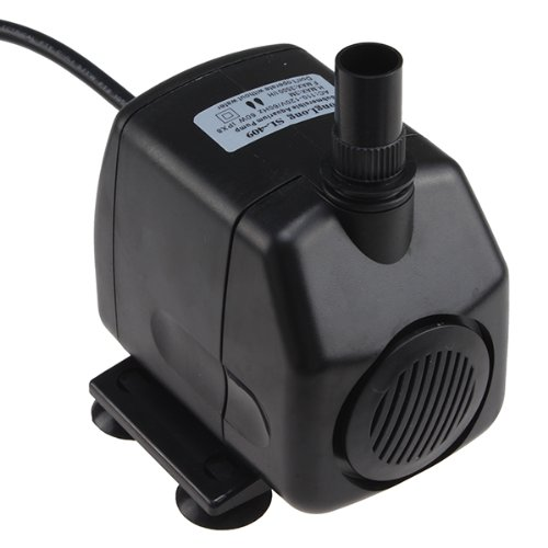 IMAGE® 924GPH Electric Submersible Indoor Outdoor Water Fountain Pool Pump 9.84ft Long