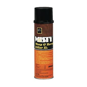 Misty A437-20 13.5 Oz. Wasp And Hornet Killer IIB in Aerosol Can (Case of 12)