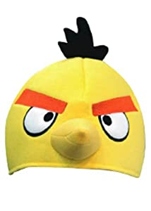 Angry Birds Hat, Yellow