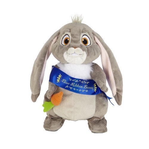 Sofia the First Dancing Blue Ribbon Bunny Plush