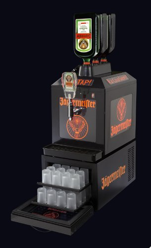 jagermeister machine for sale