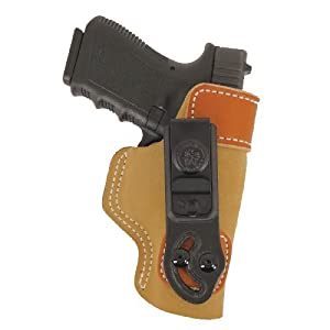 DeSantis Sof-Tuck Holster for Walther, Left Hand, Natural 106NB74Z0