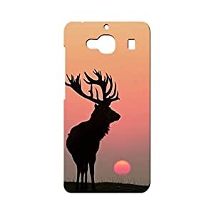 BLUEDIO Designer Printed Back case cover for Lenovo P1M - G1476