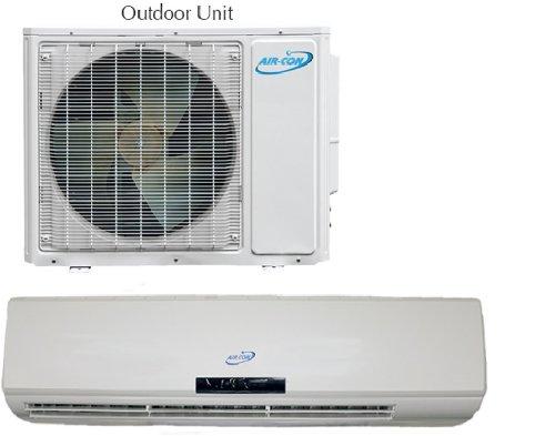 Air Con 36000 BTU Ductless Mini Split Air Conditioner w/ Inverter Technology (Dc Air Conditioner No Inverter compare prices)
