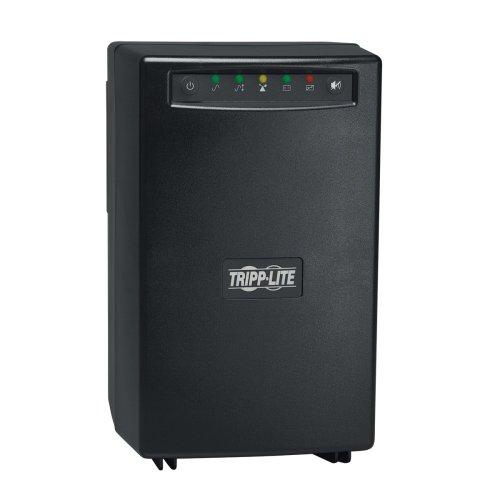 Tripp Lite SMART1500 1500VA 980W UPS Smart Tower AVR 120V USB DB9 SNMP for Servers 6 OutletsB00006L4F1 : image