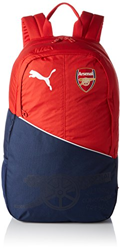 Arsenal Fanwear Puma-Pallone da calcio, misura 3, colore: rosso