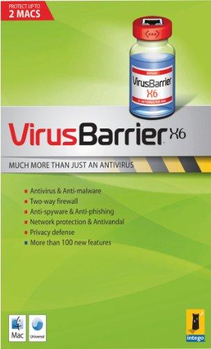 VirusBarrier X6 for Mac [Download]