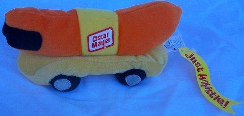 6-plush-oscar-mayer-just-whistle-bean-bag-toy-by-oscar-mayer