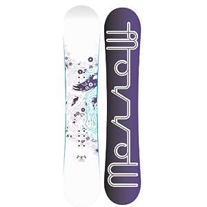 Morrow Kava Women's Snowboard 141