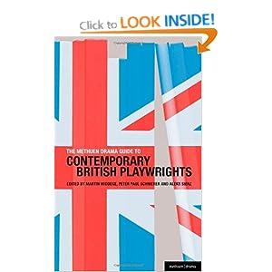 british  playwright