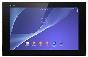 "Sony Xperia Z2 Tablette Tactile 10,1"" 2,3 GHz 16 Go Wi-Fi Noir"