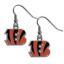 NFL Cincinnati Bengals Dangle Earrings