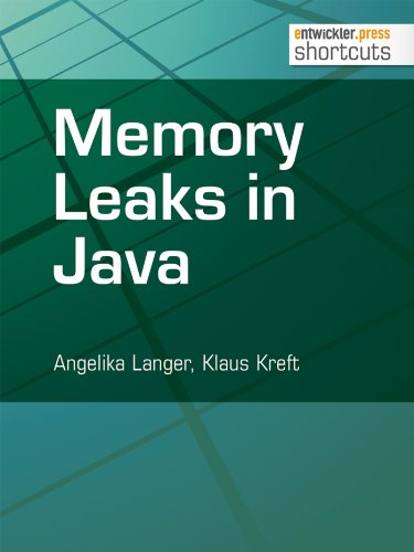 Memory Leaks in Java (shortcuts) (German Edition)